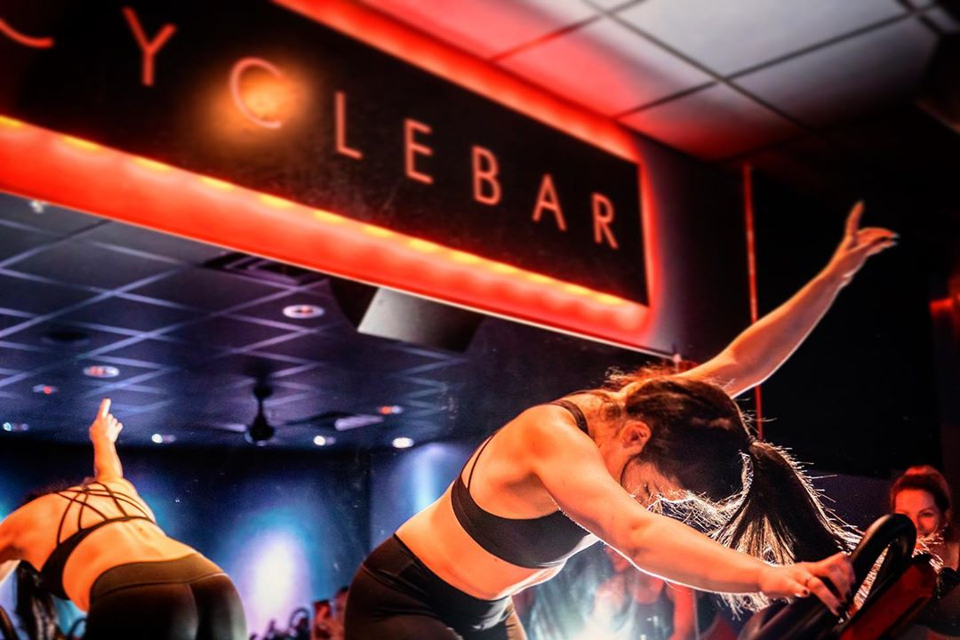 <span>Although virtual is a great option CycleBar is best experienced in the studio</span>