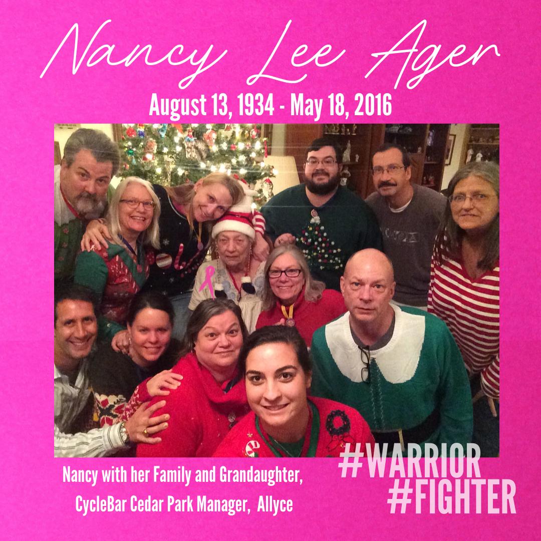 Nancy Lee Ager