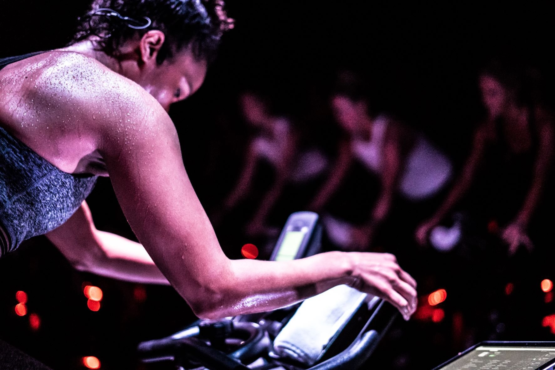 """<p><span>""""CYCLING INSTRUCTORS MUST BE DYNAMIC AND BE ABLE TO DELIVER NOT ONLY A GREAT WORKOUT BUT AN EXPERIENCE FOR THE RIDER,"""" SAys TEVIA CELLI, THE VICE PRESIDENT OF EXPERIENCE AT CYCLEBAR.</span></p>"""
