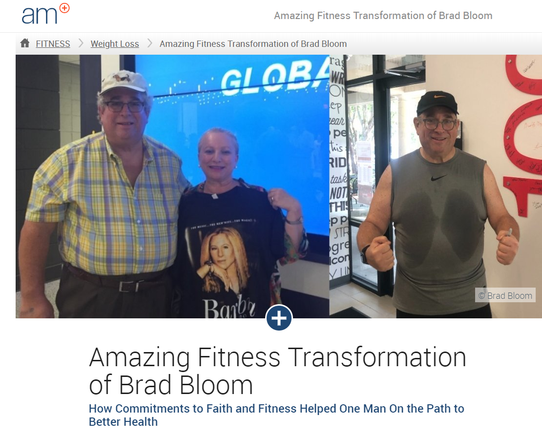 <p><span>We are excited to see another amazing member transformationstory highlighted! See how Brad achieved his goals at CycleBar!</span></p>