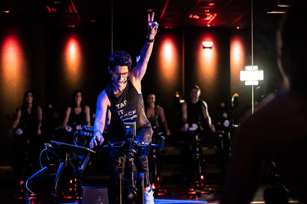 <p>The importance of community and why it's the backbone of every CycleBar sudio</p>
